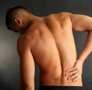 back pain massage icon